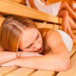 Detoxification in the sauna
