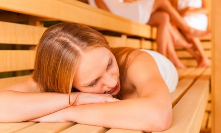 Detoxification in the sauna