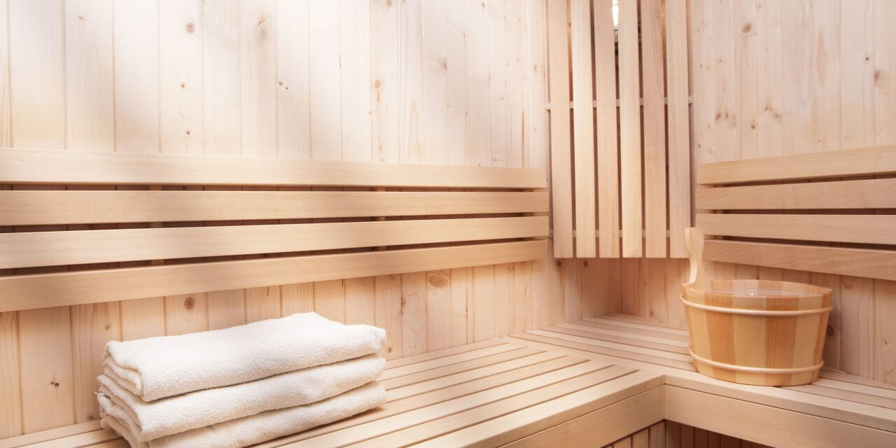 Types of saunas