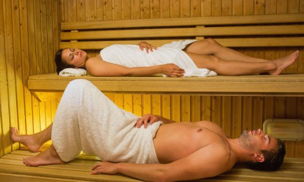 Sweating in the sauna – benefits