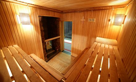 Advantages of private sauna