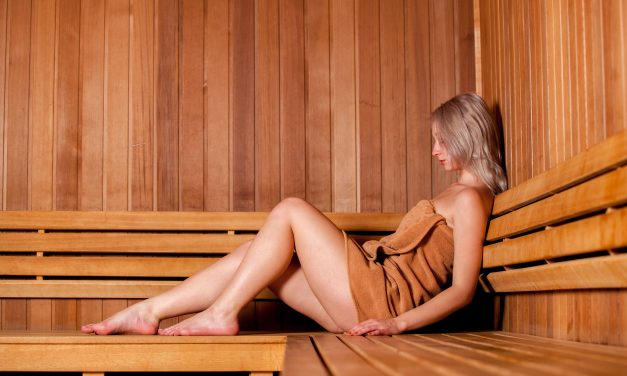 Weight loss in the sauna
