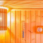 Clocks in the sauna