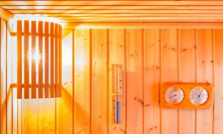 Clocks in the sauna