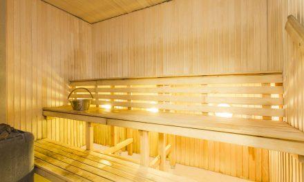 Harvard about sauna