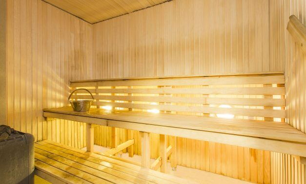 Harvard about sauna
