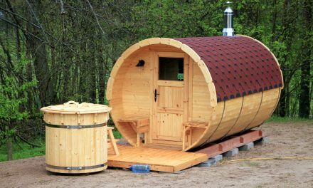 Barrel sauna – five best buy saunas on the market