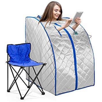 Best buy portable saunas